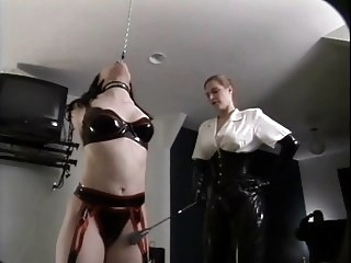 femdom bdsm Dirty Games in Latex